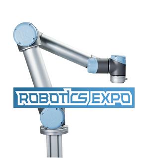 робот Universal на выставке ROBOTICS EXPO