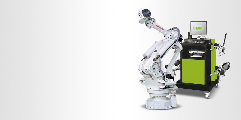 сервисное обслуживание промышленных роботов Kawasaki