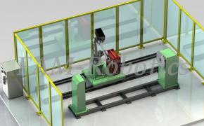 заказать робота с вращателем
