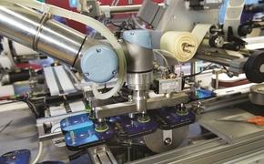 паллетизация роботом Universal