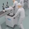 перемещение робота duAro