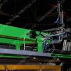 Укладка листов при производстве линолеума