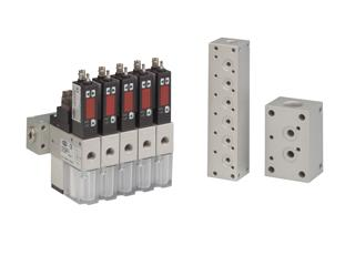 Распределители сжатого воздуха для эжекторов SCP