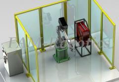 сварочный робот на заказ